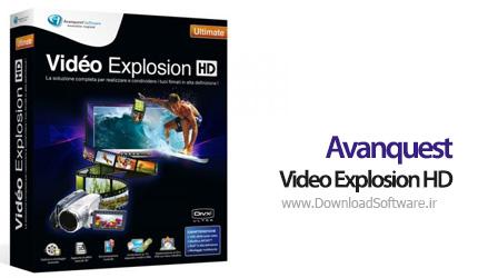 دانلود Avanquest Video Explosion HD Ultimate