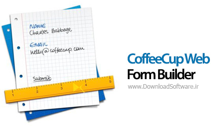 دانلود CoffeeCup Web Form Builder