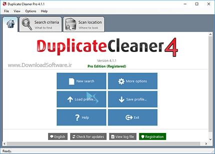 دانلود DigitalVolcano Duplicate Cleaner Pro