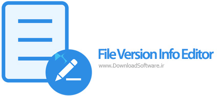 دانلود File Version Info Editor