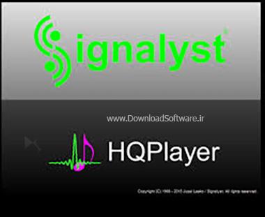 دانلود HQPlayer 4 Pro x64