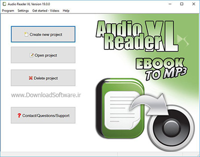 دانلود IN MEDIA KG Audio Reader XL