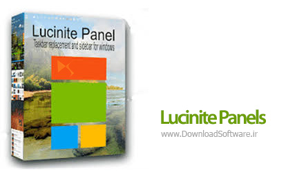 دانلود Lucinite Panels