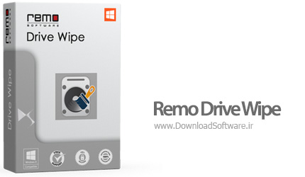 دانلود Remo Drive Wipe