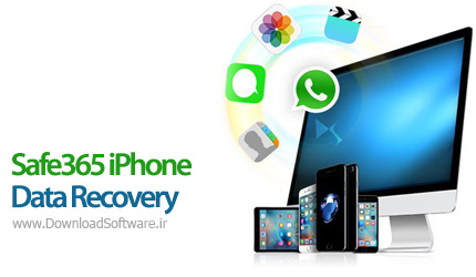 دانلود Safe365 iPhone Data Recovery Pro