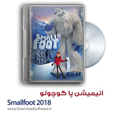 دانلود دوبله فارسی انیمیشن پا کوچولو Smallfoot 2018 BluRay