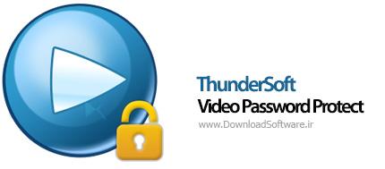 دانلود ThunderSoft Video Password Protect
