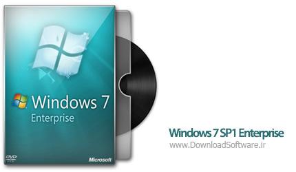 دانلود Windows 7 SP1 Enterprise