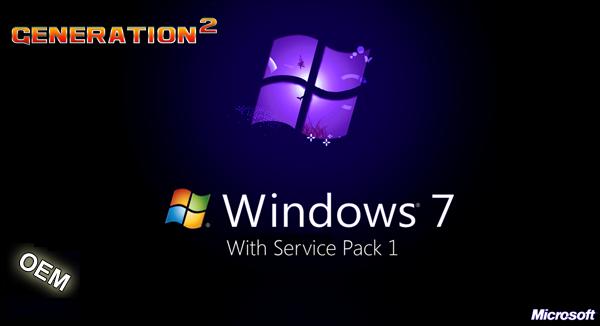 دانلود Windows 7 SP1 Enterprise x86 OEM December 2018