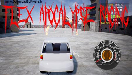 دانلود بازی Flex Apocalypse Racing برای کامپیوتر