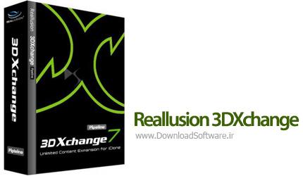 دانلود Reallusion 3DXchange Pipeline