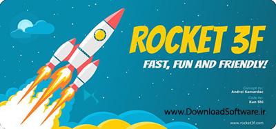 دانلود Rocket 3F Pro