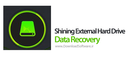 دانلود Shining External Hard Drive Data Recovery