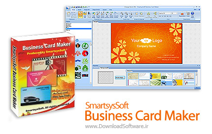 دانلود SmartsysSoft Business Card Maker