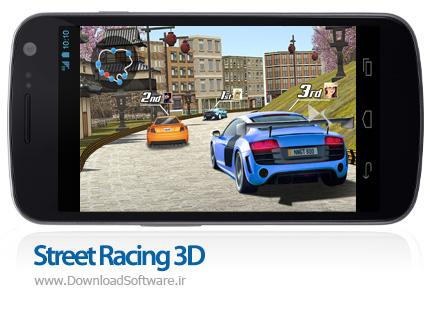 دانلود Street Racing 3D