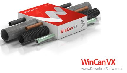 دانلود WinCan VX - بررسی وضعیت فاضلابها