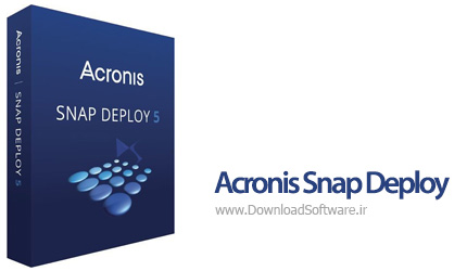 دانلود Acronis Snap Deploy + BootCD