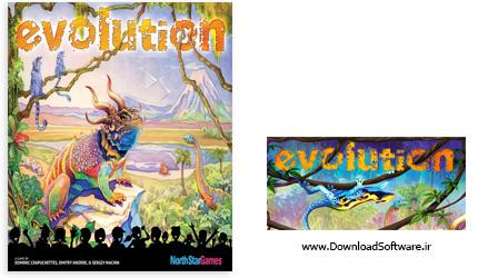 دانلود بازی Evolution The Video Game برای کامپیوتر