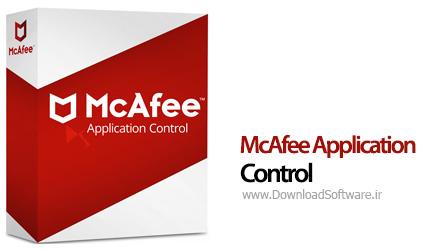 دانلود McAfee Application Control