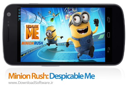 دانلود Minion Rush: Despicable Me