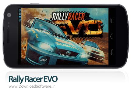 دانلود Rally Racer EVO