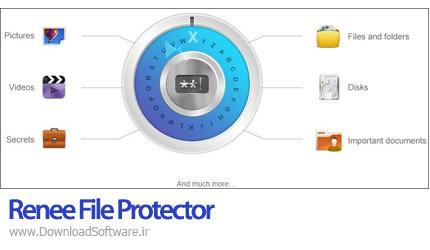 دانلود Renee File Protector