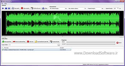 دانلود 3delite MP4 Silence Cut x64