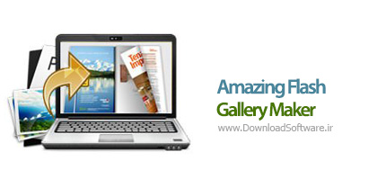 دانلود Amazing Flash Gallery Maker