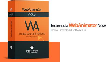 دانلود Incomedia WebAnimator Now