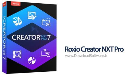 دانلود Roxio Creator NXT Pro 7