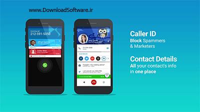 دانلود CallApp - Caller ID & Block - برنامه مدیریت تماس اندروید