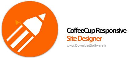 دانلود CoffeeCup Responsive Site Designer نرم افزار طراحی وب سایت ریسپانسیو