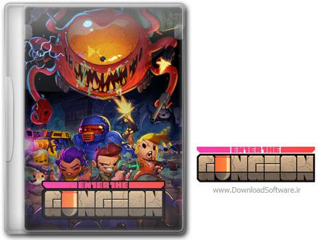 دانلود بازی Enter the Gungeon A Farewell to Arms برای کامپیوتر