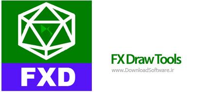 دانلود FX Draw Tools - نرم افزار رسم اشکال هندسی