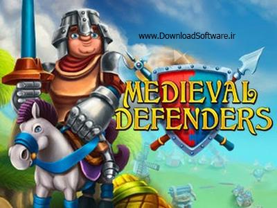دانلود بازی Medieval Defenders برای کامپیوتر