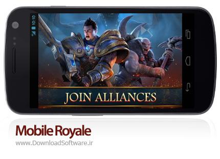 دانلود موبایل رویال Mobile Royale