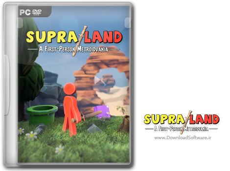 دانلود بازی Supraland برای کامپیوتر