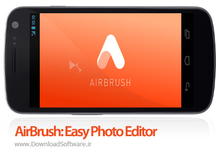 دانلود AirBrush: Easy Photo Editor