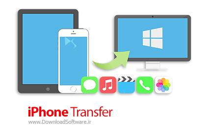 دانلود Apeaksoft iPhone Transfer