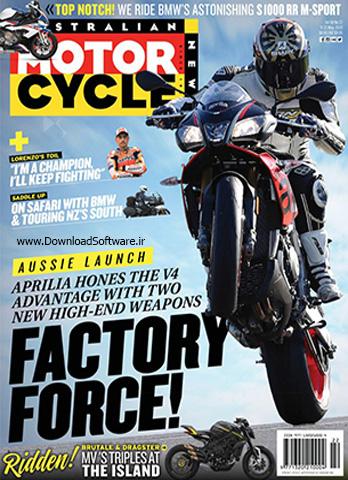 دانلود مجله Australian Motorcycle News تاریخ May 09, 2019