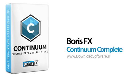 دانلود Boris FX Continuum Complete
