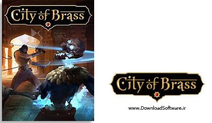 دانلود بازی City of Brass Blacksmiths Forge برای کامپیوتر