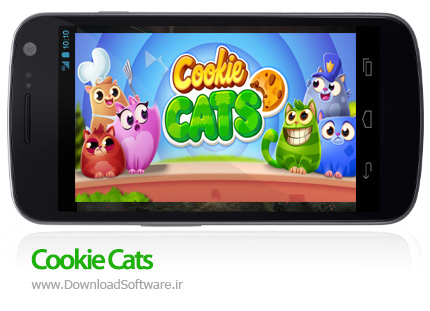 دانلود Cookie Cats