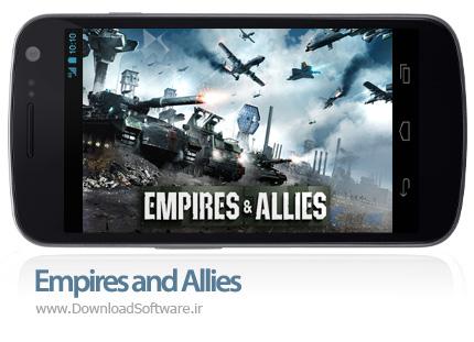 دانلود Empires and Allies