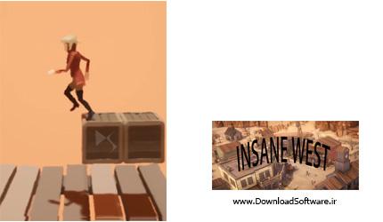 دانلود بازی Insane West برای کامپیوتر
