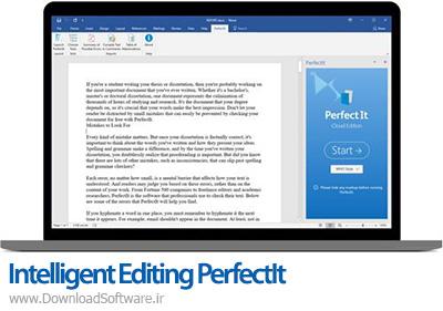 دانلود Intelligent Editing PerfectIt Pro
