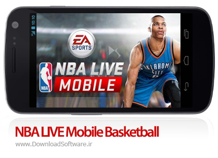 دانلود NBA LIVE Mobile Basketball