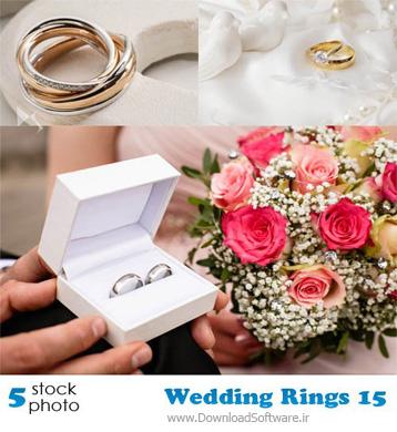 دانلود تصاویر حلقه های ازدواج