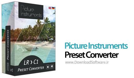 دانلود Picture Instruments Preset Converter Pro