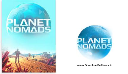 دانلود بازی Planet Nomads برای کامپیوتر